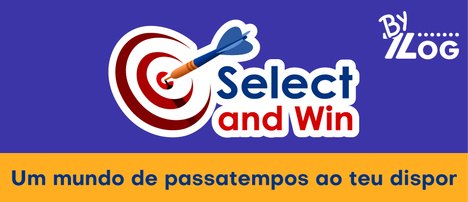 Passatempos da Select and Win